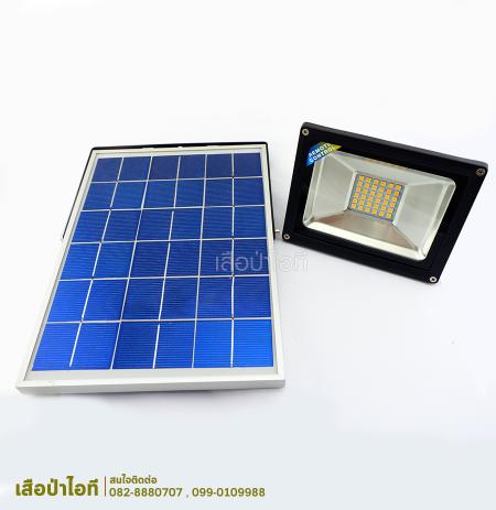 ไฟ Solar Floodlight ( 20 W )