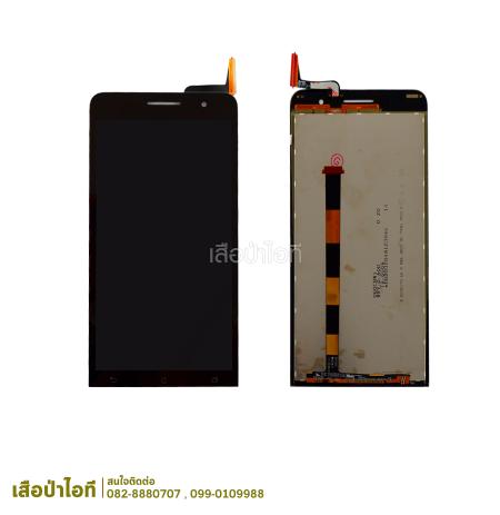 จอชุด Zenfone 6 สีดำ
